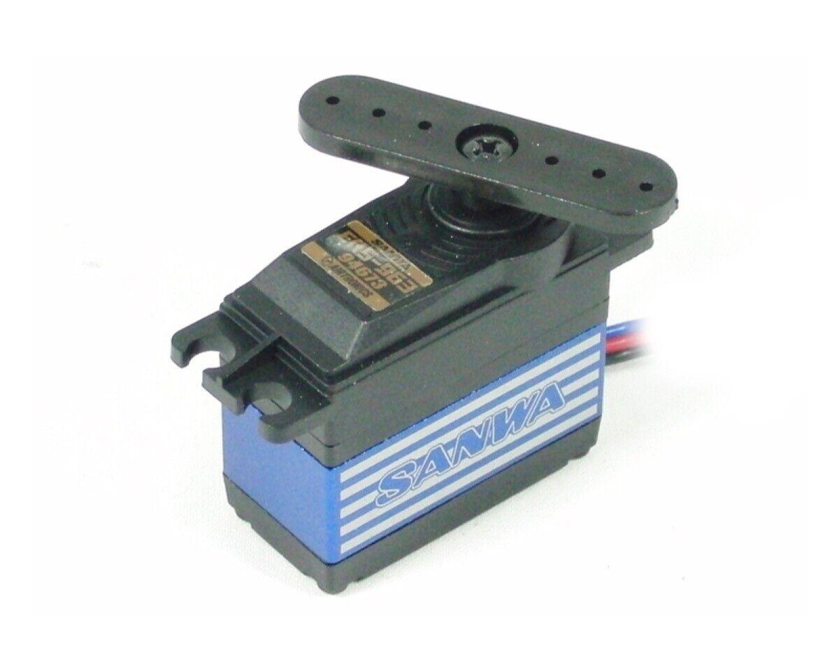 Sanwa ers-963 digital servo impermeable san107a54361a