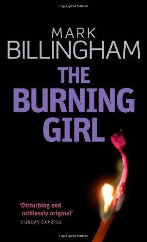 1 of 1 - MARK BILLINGHAM __ THE BURNING GIRL __ DI THORNE __ BRAND NEW ___ FREEPOST UK
