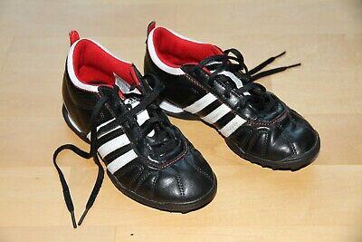 Fussballschuhe Adiquestra Kinder Gr.32 von Adidas, schwarz
