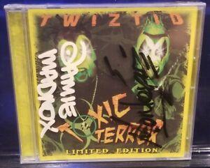 Twiztid - Toxic Terror CD SEALED insane clown posse house of krazees boondox hok