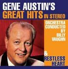 Gene Austin's Great Hits In Stereo/restless Heart 5055122112549 CD