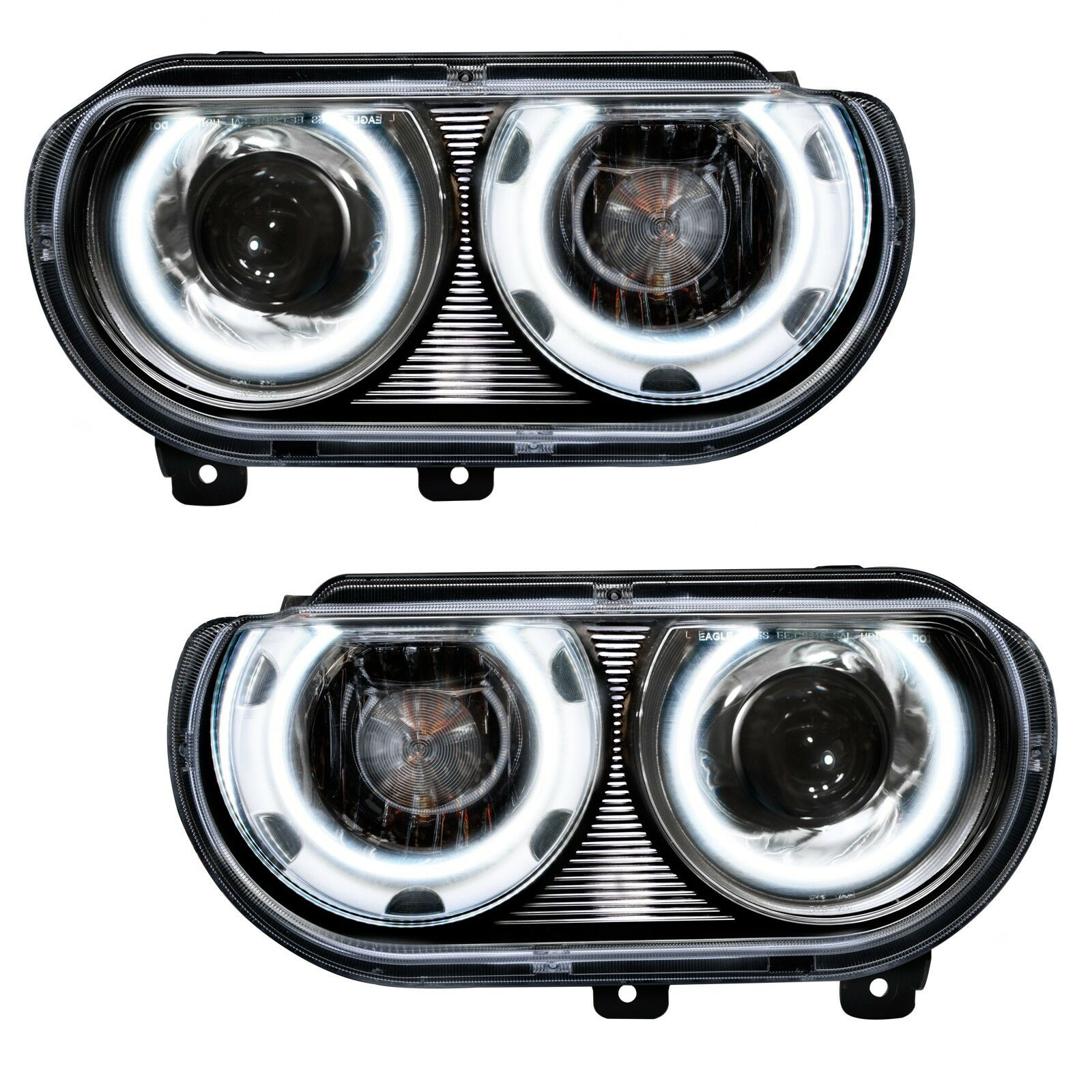 Acura Dealer In Brooklyn: ORACLE Projector Halo Headlights For 08-14 Dodge