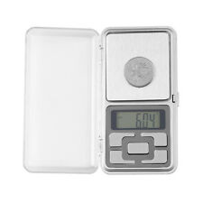 200g / 0.01g Mini Digital display Pocket Gem Weigh Scale Balance Counting MG UK
