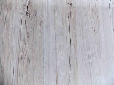 REALISTIC MEDIUM OAK WOODGRAIN WOOD STICKY BACK PLASTIC SELF ADHESIVE VINYL FILM