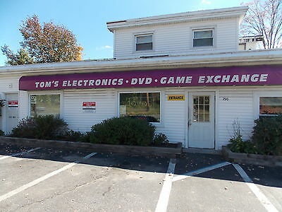 DVD and Video Game Exchange
