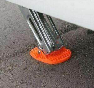Leisurewize-NEON-Pro-Paw-Caravan-Jack-Pad-Foot-Leg-Stable-Level-Support-4-Pack