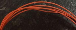 10m Orange Mur Fin Automobile 0.5mm 12v CÂble Auto 11 A Moteur Voiture Boite