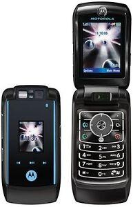 Handy-Motorola-RAZR-maxx-V6-Black-Schwarz-Ohne-Vertrag