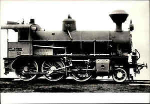 Eisenbahn-Motiv-Postkarte-CSSR-Dampf-Lok-Personenzug-Lokomotive-Lok-CSD-Railway