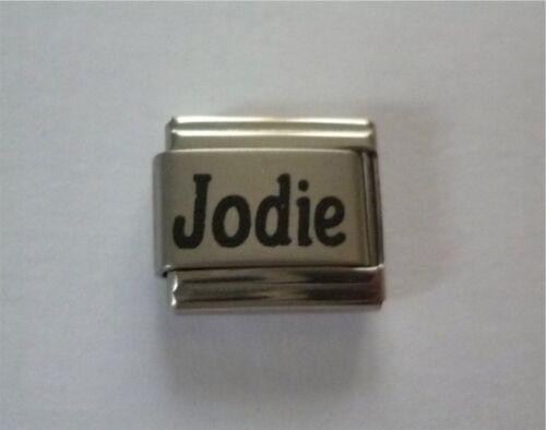 Italian Charms Charm Names Name Jodie