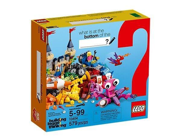 LEGO® Classic (10404) Am Meeresgrund inkl Versand Neu & & & Ovp 6d9a6c