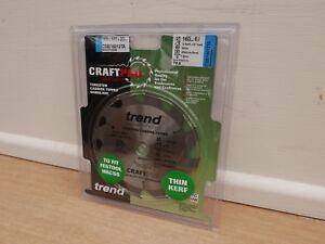 TREND-160MM-12T-20MM-FESTOOL-HKC55-TRIM-SAW-BLADE-TCT-CSB-16012TA