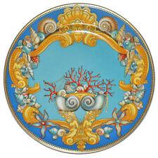 """Rosenthal Versace Les Tresors de la Mer 8 PIECES Service Plate Charger 12"""" 30cm"""