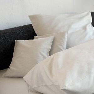 leinen bettw sche aus leinen spann bettlaken 100 x 200 160 x 200 natura natur ebay. Black Bedroom Furniture Sets. Home Design Ideas