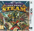 Code Name S.t.e.a.m Steam for Nintendo 3ds and