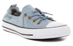 the latest 1492c 205f5 Image is loading Women-Converse-Chuck-Taylor-AS-Shoreline-Slip-558592F-