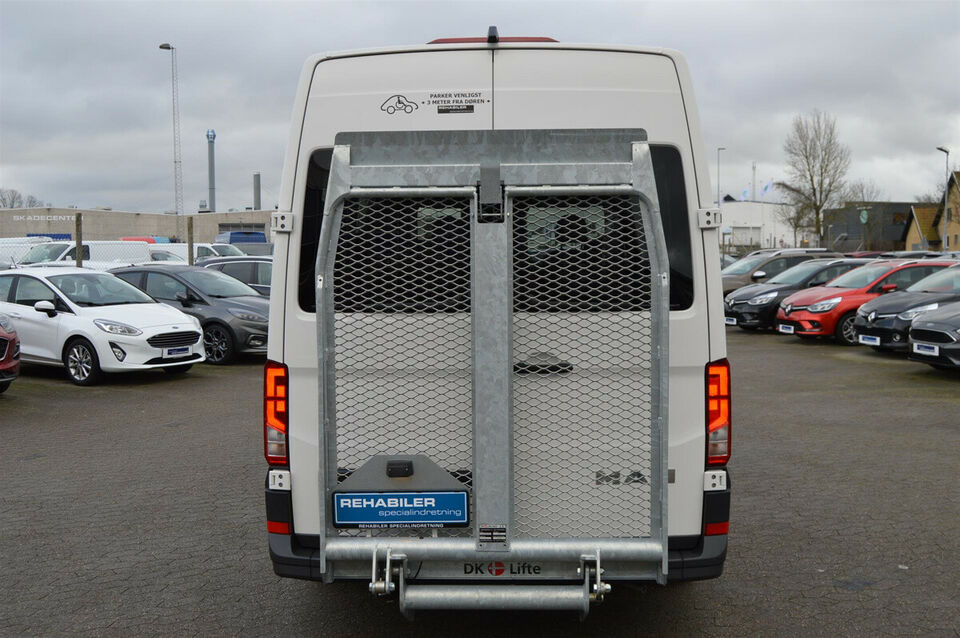 MAN TGE 2,0 3.140 Kombi L3H2 aut. FWD d, Diesel, aut.