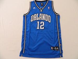 M5 New Flawed ADIDAS Orlando Magic Dwight Howard Blue SWINGMAN ... e7875b227