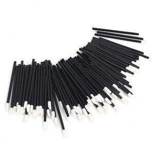 100-PCS-Disposable-Lip-Brush-Gloss-Wands-Applicator-Perfect-Best-Makeup-Tool-HS