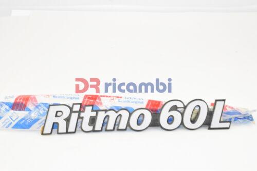 Bootsteile & Zubehör LOGO EMBLEM INITIALEN MODELL FIAT RITMO 60 L DR0192
