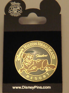 Pins-Shadow-Disney-039-s-Hilton-Head-Island-resort-Disneyland-Disneyworld-NEUF