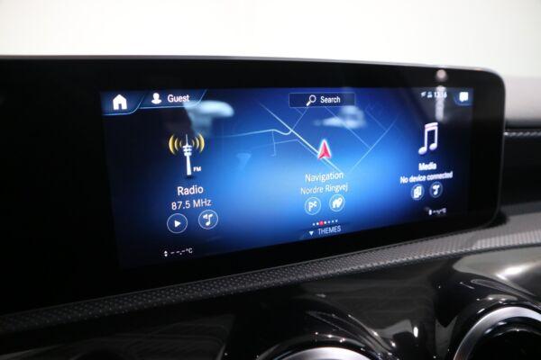 Mercedes A180 d 1,5 Business Progressive Line aut. billede 10