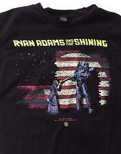 Ryan Adams And The Shining T-Shirt Small Concert Tour Rock Music 2015 Alt