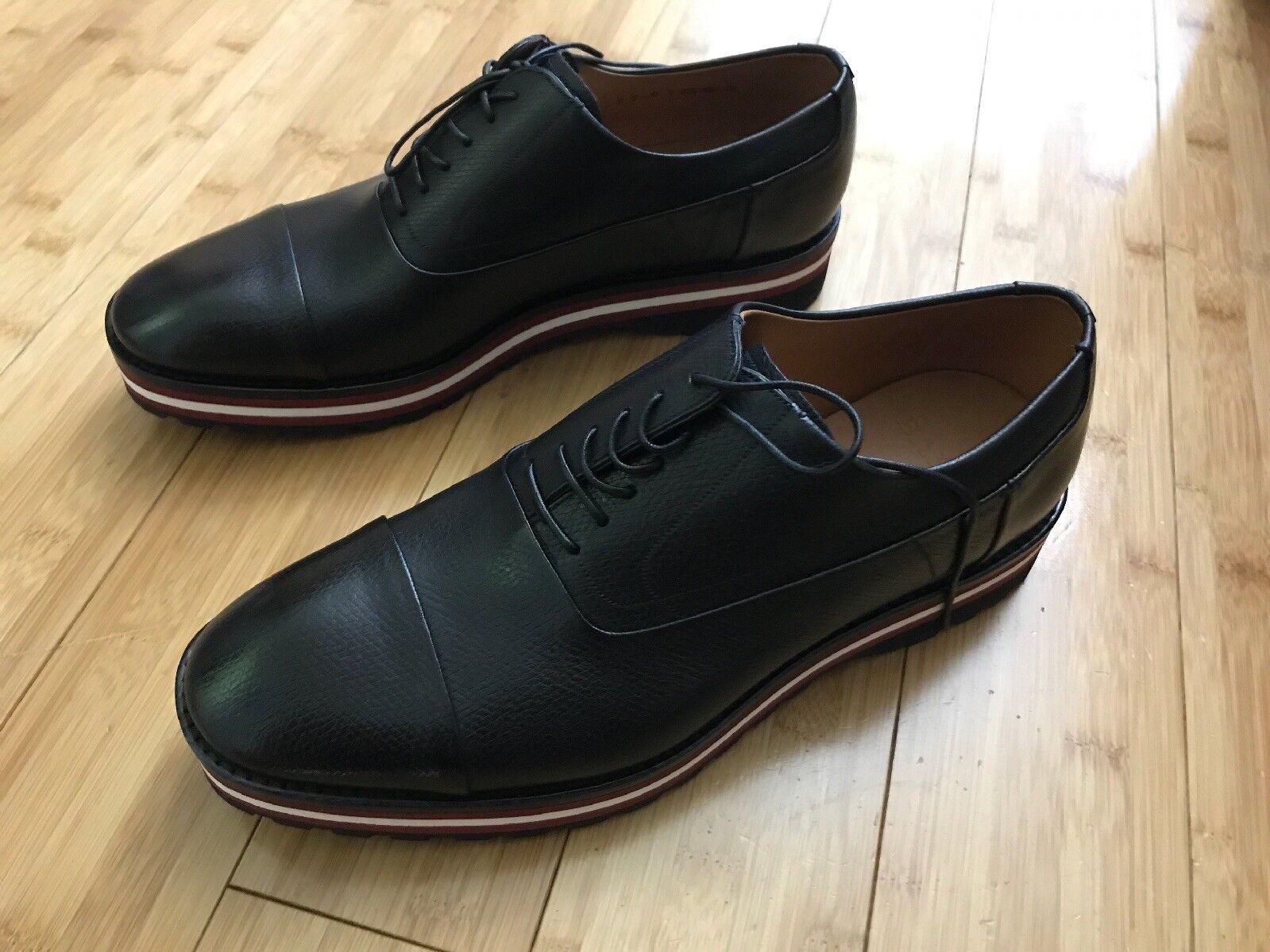 benvenuto a comprare Bally Of Switzerland Moby Calf Grained scarpe For For For Uomo Dimensione 10  negozio di sconto