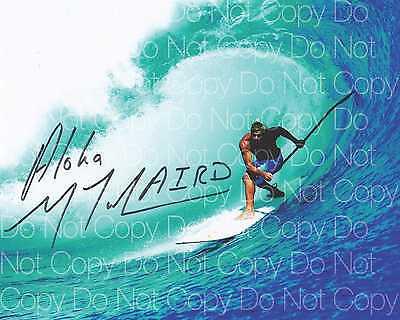 Laird Hamilton signed Surf pro 8X10 photo picture poster autograph RP