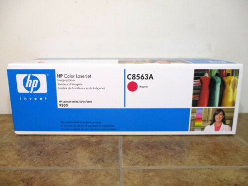NEW HP 822A C8563A OEM Genuine Magenta Laserjet Imaging Drum Cartridge Sealed