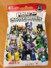 Sunstorm Sealed Kreon Micro Changers Kre-O Transformers - Brand New Sealed