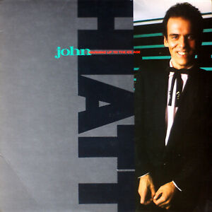 JOHN-HIATT-Warming-Up-Ti-The-Ice-Age-NM-EX-0493-LP-vinyl