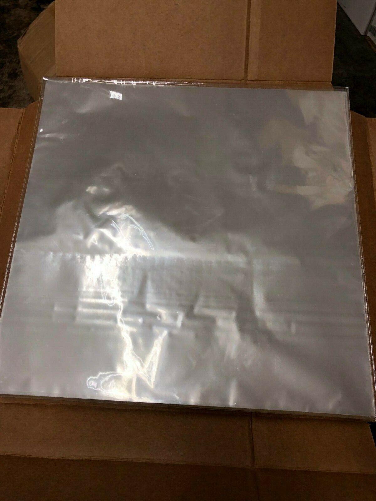 (1000) Temkin CLEAR 12x12 Sheets BOPP No Hole SHEETCLST1000 SW351016 1053