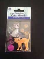 For 3 Packages Sandylion Essentials Cats Animals Kitty Meow Furball Kitten Pet