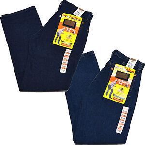 Wrangler-Jeans-Uomo-Cowboy-Taglio-Originale-Adattarsi-Rodeo-Tutte-Le-Dimensioni