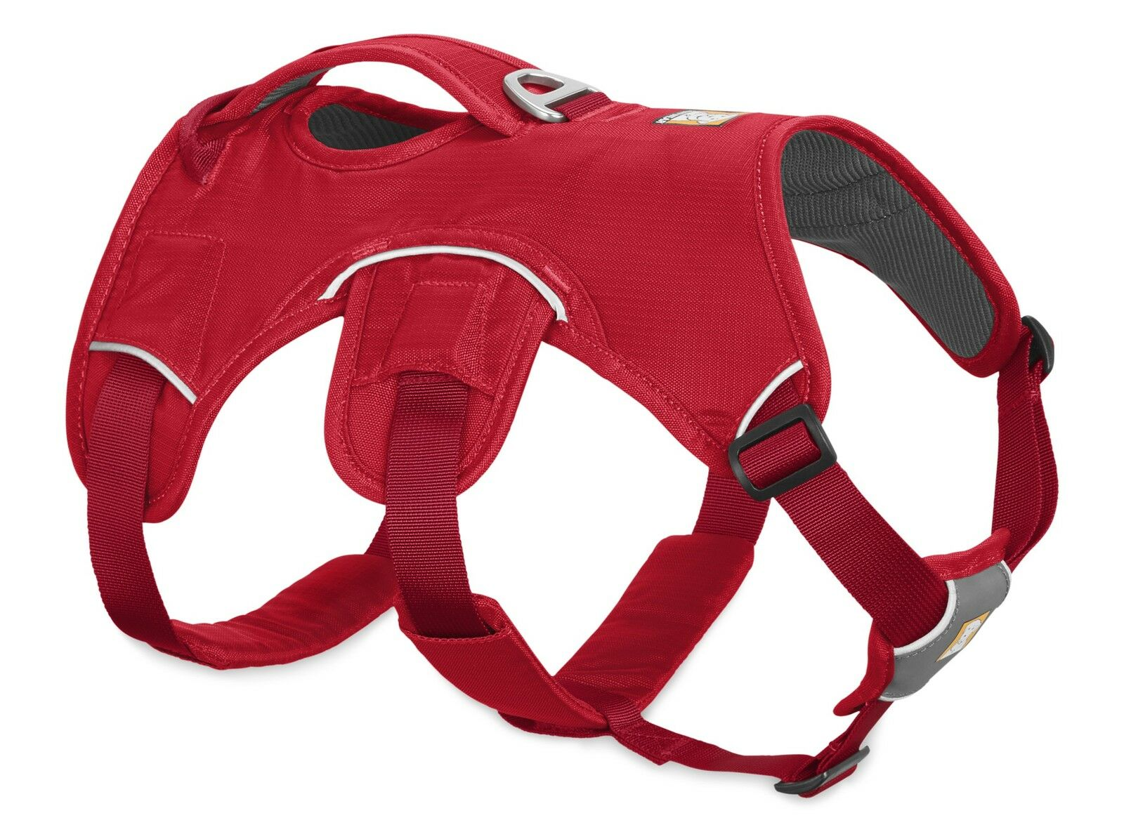 Ruffwear Web Master Master Master Dog Harness 30102 615 rot Currant NEW 355022