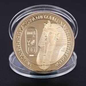 Gold-Plated-Coins-Ancient-Egypt-Sphinx-Coins-for-Collection-Gift-Challenge-WW
