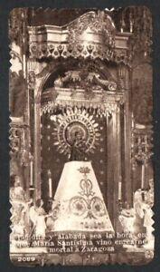 Image Pieuse Ancianne De La Virgin Del Pilar Santino Estampa Andachtsbild Vo8gc3hw-07234214-310953753
