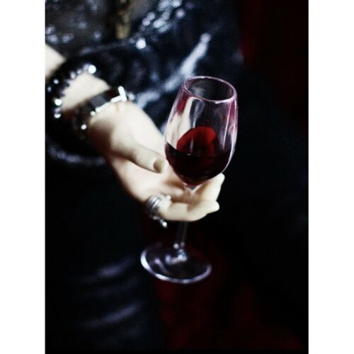 Mini Goblet Wine Prop For BJD 1//3 24in SD17 AOD AS DOD SD Use Photograph