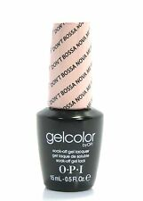 Opi GelColor Gel Nail Polish Don't Bossa Nova Me Around GC-A60 - 15ml - 0.5oz