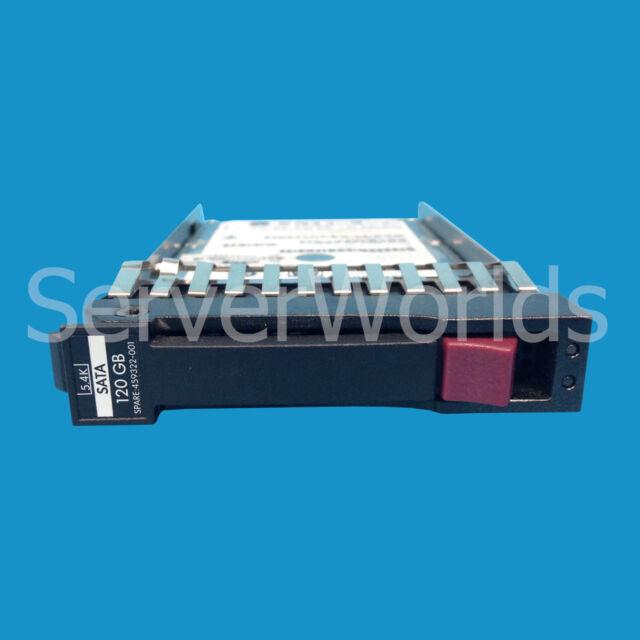 HP 459322-001 120GB SFF SATA Hotplug Hard Drive 390158-012, 431786-B21