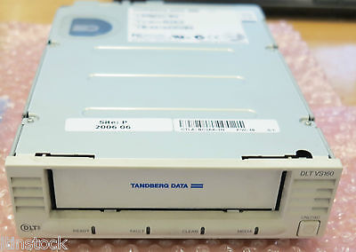 Tandberg Bc2aa-tn Vs160-scsi Lvd/unità Nastro Hhint Se-bianco- Ampia Fornitura E Consegna Rapida
