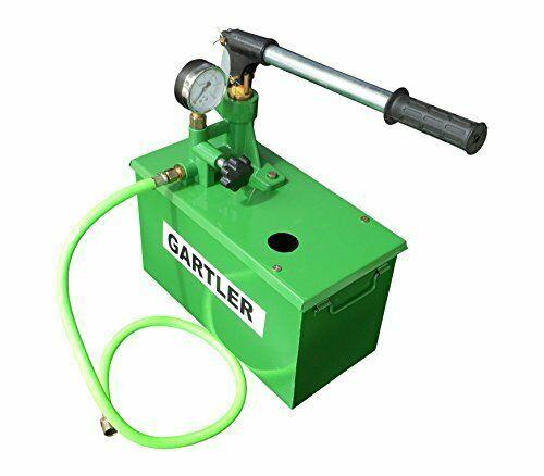 Grün GARTLER PD-01974 Solar Füllpumpe