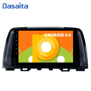 Details about Dasaita Android 9 0 Car Stereo GPS for Mazda 6 Atenza Radio  Navigation Head Unit