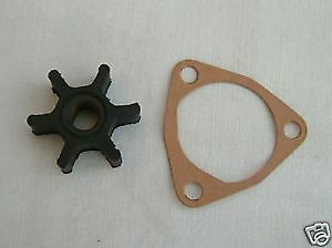 Replacement Impeller Yanmar 1GM/1GM10 ref 128176-42071 with gasket
