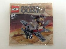 LEGO PHARAOH'S QUEST 30090 PLANE Polybag X 18 Job Lot - great party bag filler,