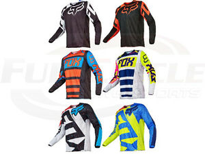 97054ec0a92 Fox Racing 180 Youth Race Falcon Nirv Jersey Kid's Pee Wee MX/ATV ...
