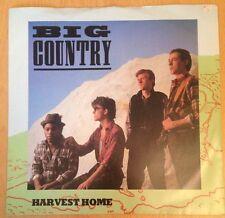 "BIG COUNTRY - Harvest Home - 12"" Vinyl Maxi Single"