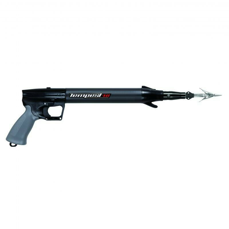 OMER SUB fucile oleopneumatico TEMPEST senza regolatore