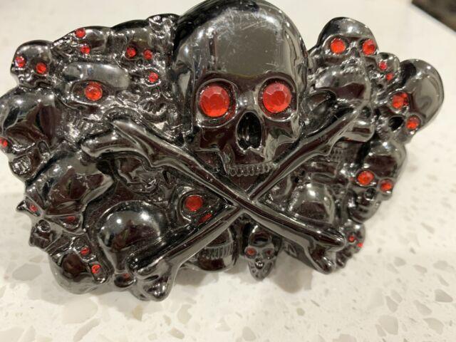 Harley-Davidson Men/'s Wings Over America Belt Buckle Antique Silver HDMBU11402